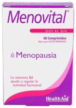 Menovital 60 Comprimidos - Health Aid