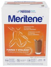 Meritene Batido Café Descafeinado 15 Sobres de 30 Gr.