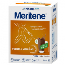 Meritene Fibra Chocolate 14 Sobres de 35 Gr.