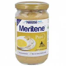 Meritene Puré Merluza Con Bechamel Tarro 300 Gr. - Nestlé