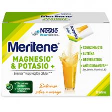 Meritene Regeneris Magnesio + Potasio 20 sobres de 4,2 Gr.