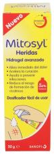 Mitosyl Heridas Hidrogel 50G - Farmacia Ribera