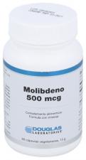 Molibdeno 500 mcg. 60 Capsulas - Douglas