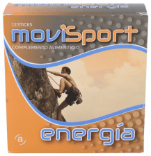 Movisport (Good Energy) Tonic 12 Monodosis - Actafarma