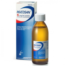 Mucosan 6 mg/ml jarabe Mucosidad