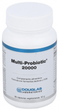 Multi—Probiotio 20000 millones UFC 90 Capsulas vegetarianas - Douglas