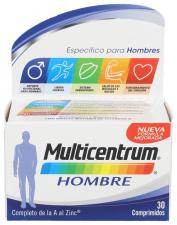 Multicentrum Hombre 30 Comp - Pfizer