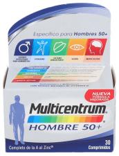 Multicentrum Hombre 50+ 30 Comp - Pfizer