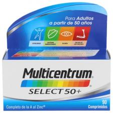 Multicentrum Selec 50+ 90 Comp - Pfizer