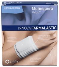 Muñequera Farmalastic Innova Velcro Beige T- Peq - Cinfa