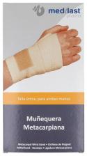 Muñequera Medilast Metacarp Be - Medilast