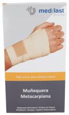 Muñequera Medilast Metacarp Bl - Medilast