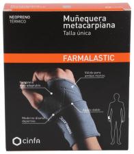 Muñequera Metacarpiana Farmalastic Ambas Manos T - Cinfa