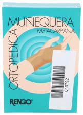 Muñequera Rengo Metacarpiana 15,5-16,5 Cm Beige Talla 2 - Farmacia Ribera