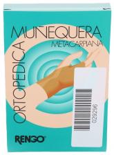 Muñequera Rengo Metacarpiana 16,5-18 Cm Beige Talla 3 - Farmacia Ribera
