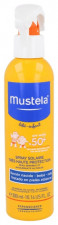 Mustela Bebe Spray Solar 50+ 300 Ml