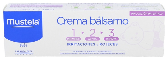 Mustela Crema Balsamo 100 Ml. - Varios