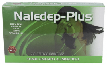 Naledep Plus 20 Ampollas