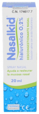 Nasalkid Nasal Spray Hyaluronic 20 - Laboratorio Cobas