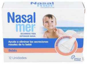 Nasalmer Recambios Aspirador Nasal