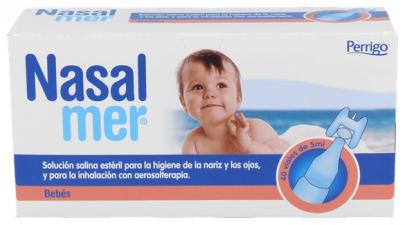 Nasalmer Viales 5 Ml 41 U - Varios