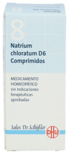 Natrium Chloratum Nº8 D6 80 Comp Dhu