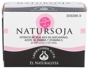 Natursoja 60 Cap.  - El Naturalista
