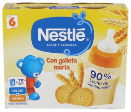 Nestle Galletas Brick 250 Ml - Farmacia Ribera