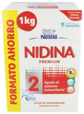 Nestlé Nidina 2 Premium 1Kg - Farmacia Ribera