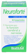 Neuroforte 30 Comprimidos - Health Aid