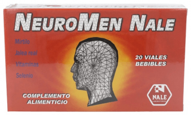 Neuromen 20 Ampollas