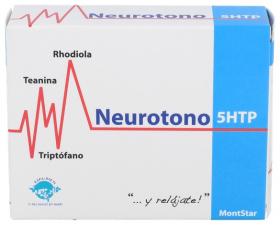 Neurotono 5Htp 45 Capsulas Montstar