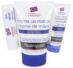 Neutrogena Crema De Manos Concentrada + Locion C