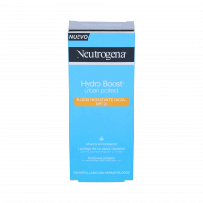 Neutrogena Hydro Boost Fluido Hidratante Facial Fps 25 50 Ml