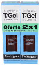 Neutrogena T-Gel Champú Normal/ Graso