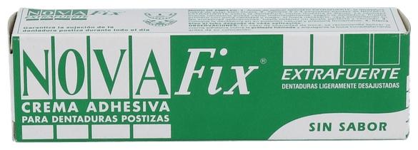 Novafix Extra Fuerte Adhesivo Prótesis 20 gr.