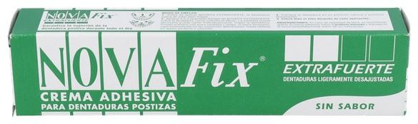 Novafix Extra Fuerte Adhesivo Prótesis 75 gr.