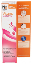 NS Vitans Energy+ 20 Comp Efervescentes