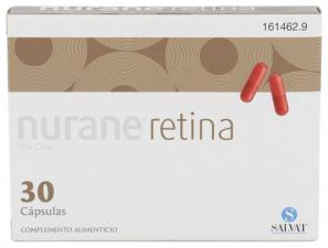 Nurane Retina 30 Caps - Salvat
