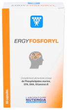 Nutergia Ergyfosforyl 60 Cápsulas - Farmacia Ribera