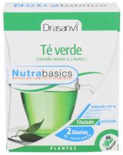Nutrabasics Te Verde 60 Caps. - Drasanvi