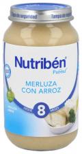 Nutriben Merluza Con Arroz 250 G Grandote - Alter Fcia