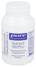 Nutrient 950 90 Cápsulas - Pure