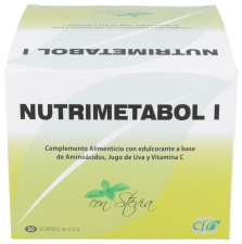 Nutrimetabol 1 Polvo 50Sbrs - Cfn