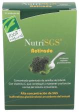 Nutrisgs 30 Capsulas Cien Por Cien Natural