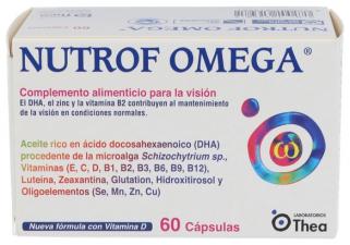 Nutrof Omega Cápsulas