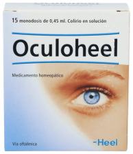 Oculoheel 15 monodosis colirio - Farmacia Ribera