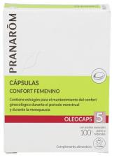 Oleocaps 5 Confort Femenino 30 Cap.