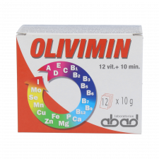 Olivimin 12 Sobres