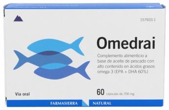 Omedrai 60 Caps - Farmasierra